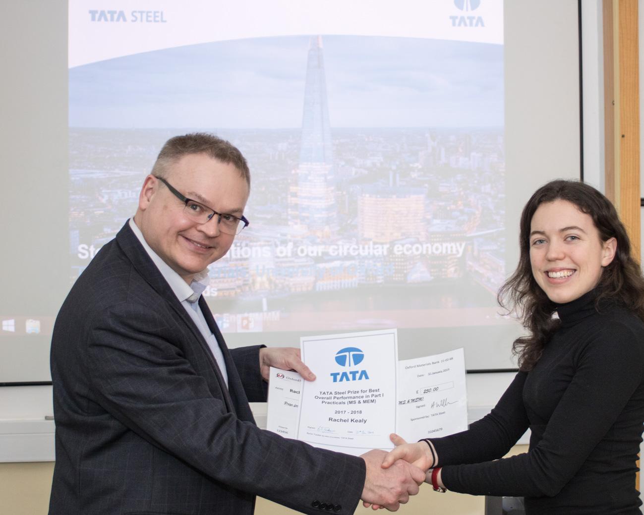 TATA Prize 2019