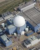 Aerial photograph of Sizewell B Nuclear Power Station 2014 (John Fielding)