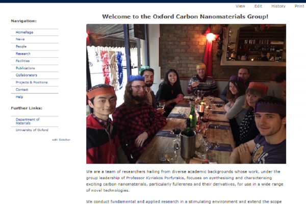 Carbon Nanomaterials Group