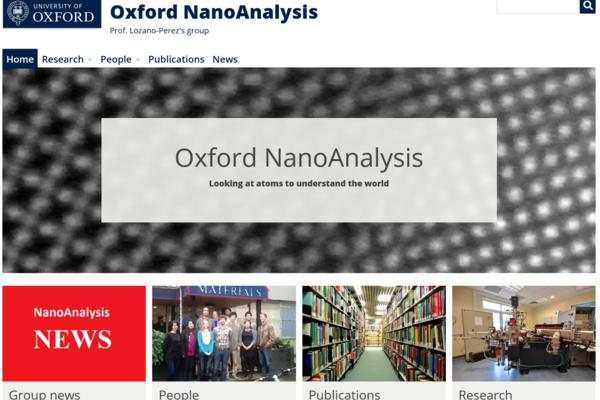 Nanoanalysis Group