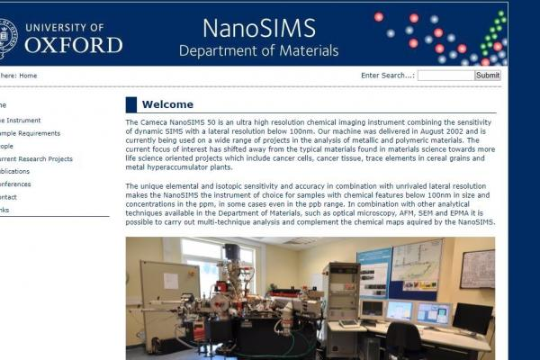 nanosims group