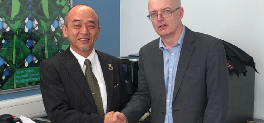 Agreement establishes Hitachi Metals-Oxford UTC of Metallurgy