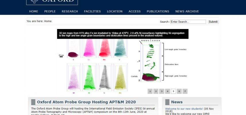 atom probe group