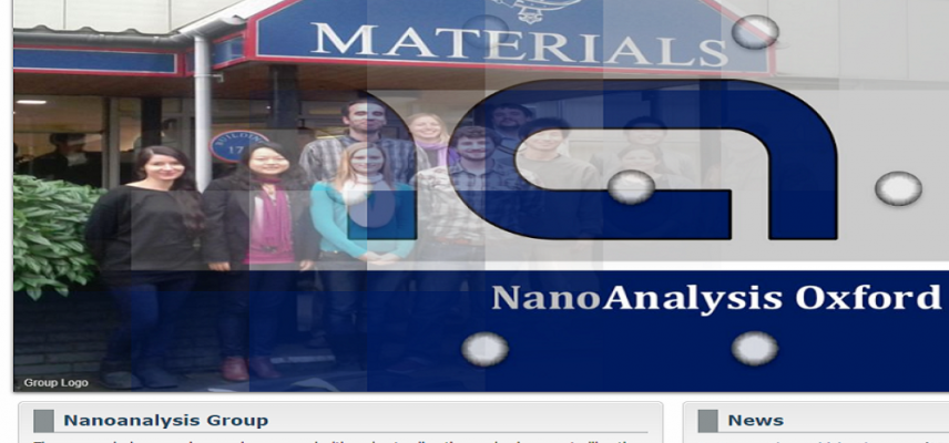 Nanoanalysis Group