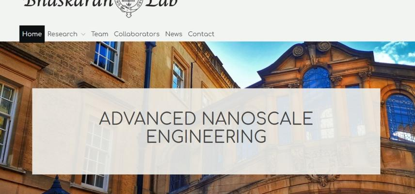 Advanced Nanoscale Engineering Group