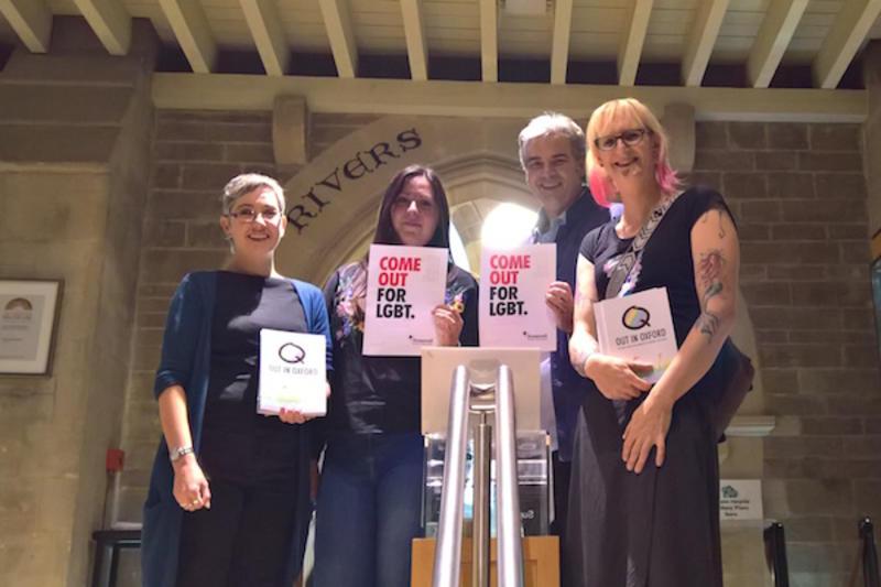 Clara Barker Points of Light Award