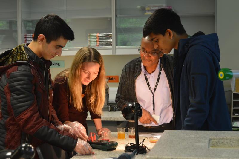 Outreach Solar Cells Workshop