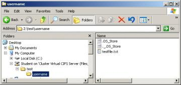 Windows drive student