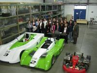 industrial tour to san francisco 2011  visiting kleenspeed